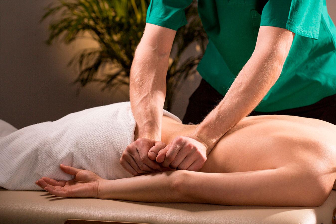 Профессиональный массаж: особенности